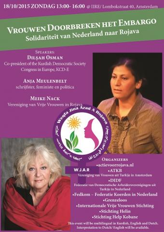 women against embargo