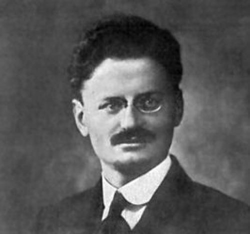 Leon Trotsky speech in America 1938